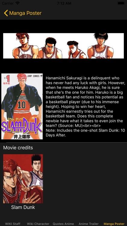 Kissanime - Anime poster screenshot-3