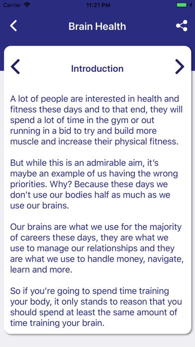 OBrain: Improve Brain Health screenshot #4