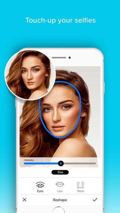Photolift - Face & Body Editor screenshot one