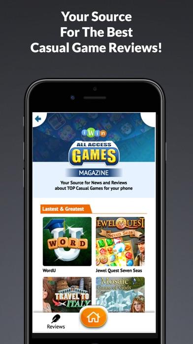 All Access Games screenshot 2