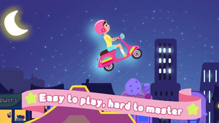 Girls Run Bike