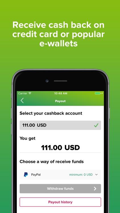 Smarty.Sale - cash back