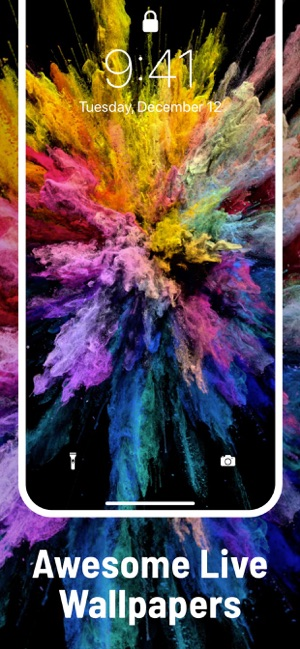 Live & Moving Wallpapers on the App Store