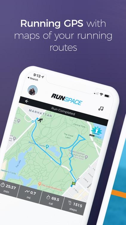 Runspace by C25K® - Meditation screenshot-3