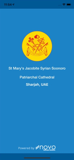St  Mary's Sharjah on the App Store
