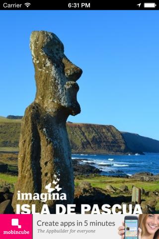 Imagina Isla de Pascua - náhled