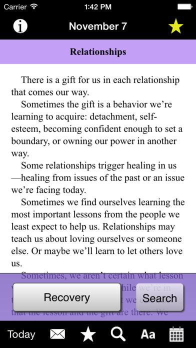 The Language of Letting Go Screenshot