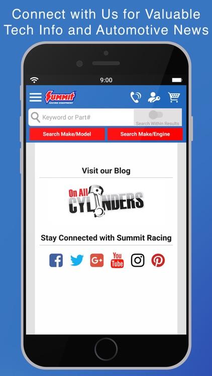 Summit Racing screenshot-4