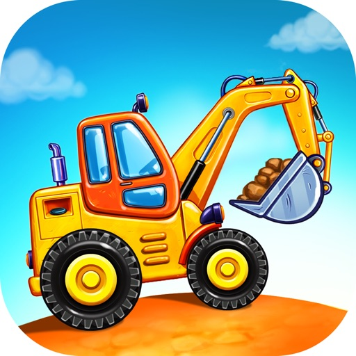 Tractor Games a House Building