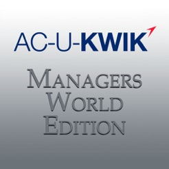 ACUKWIK Managers World Edition
