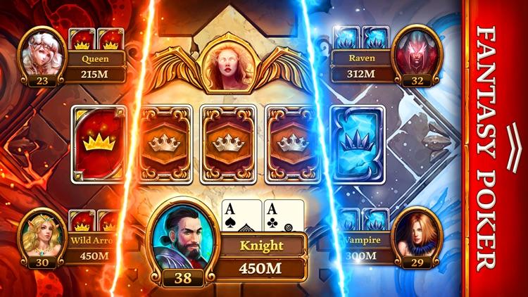 Scatter Holdem Poker screenshot-0