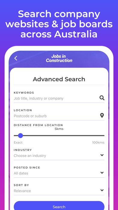 Construction Jobs screenshot four
