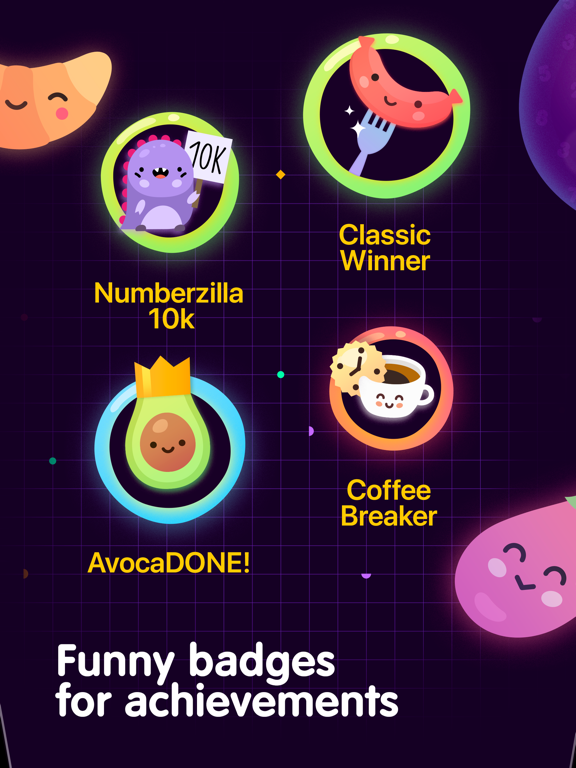 Numberzilla Number Puzzle Game screenshot 5