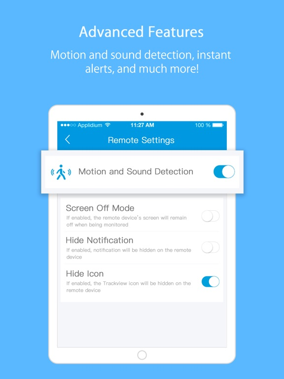 TrackView - Find My Phone by Hui Wang