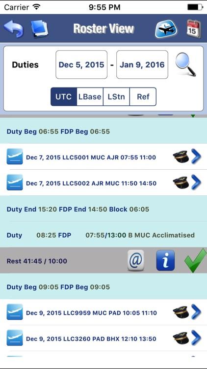 EASA Flight Log screenshot-3