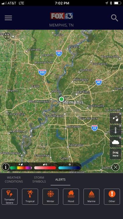 FOX13 Weather App screenshot-4