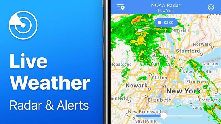 Weather Radar NOAA⁺ screenshot-0