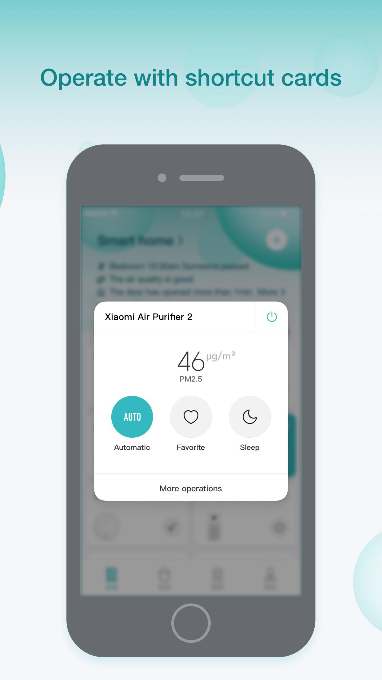 米家-智慧生活新體驗 Screenshot