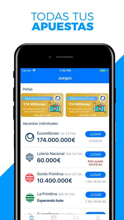 ScanLotería - Escáner Lotería screenshot-0