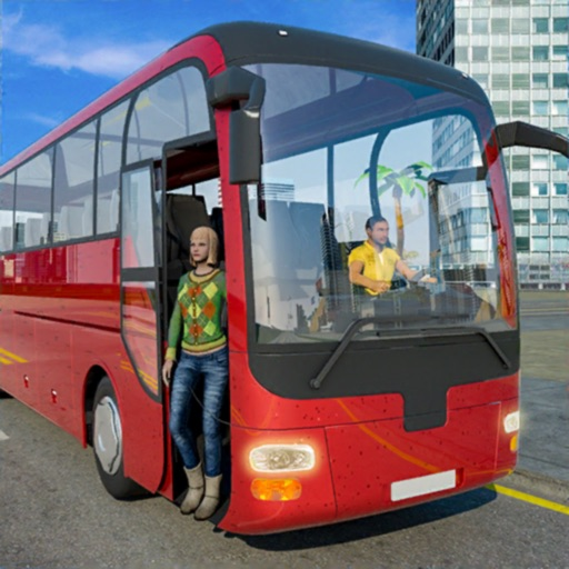 Tourist Passenger Bus Drive