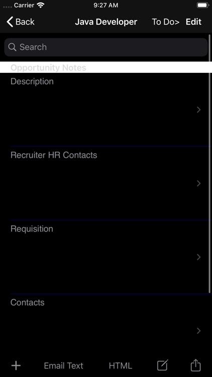 Job Hunt Pro screenshot-7