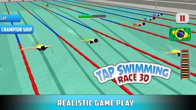 水泳レース3Dをタップするのおすすめ画像5