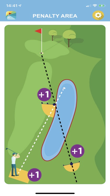 easyGolf Rules screenshot-3