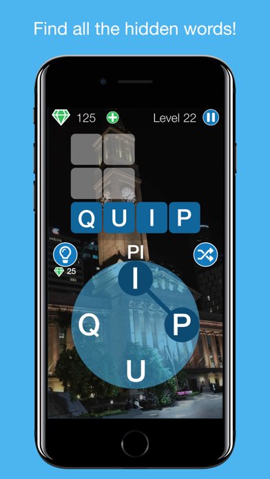 Snappy Word - Word Puzzle Game screenshot three