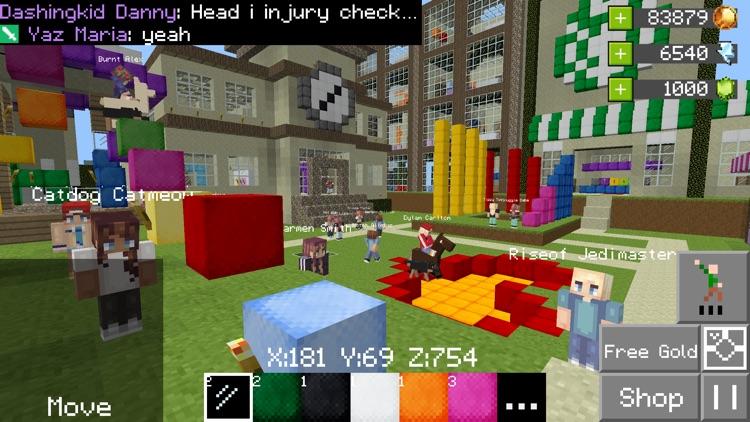 Builder Buddies Online Blox VR