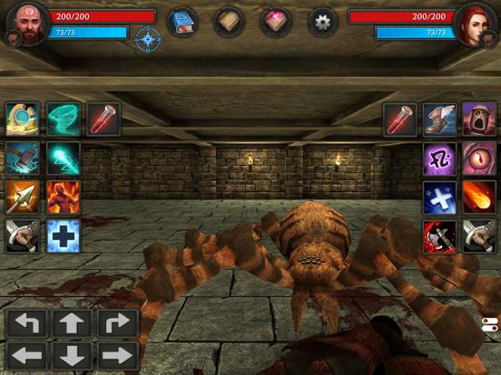 Moonshades dungeon crawler RPGのおすすめ画像4
