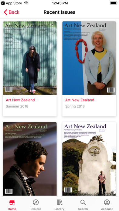 Art New Zealand screenshot two