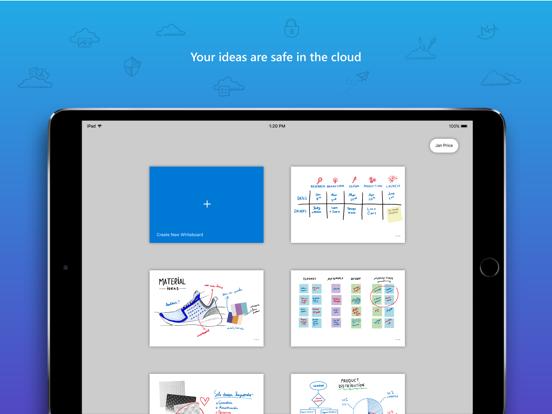 Microsoft Whiteboard screenshot 12