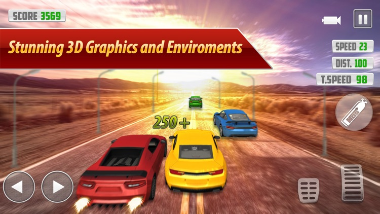 Racing Highway Extreme Traffic