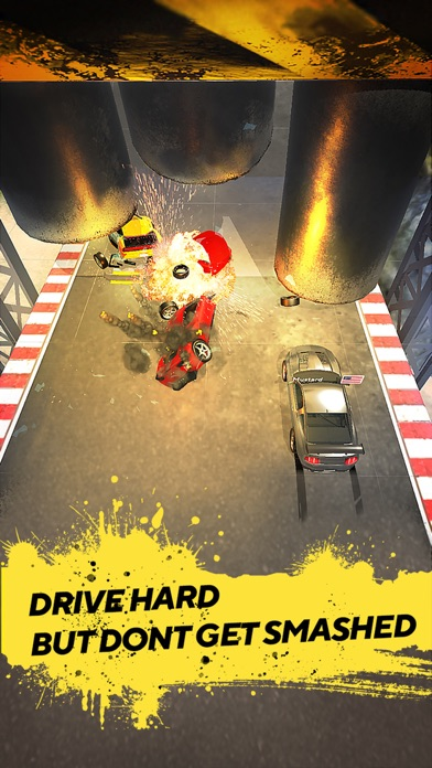 Smash Cars! screenshot 1