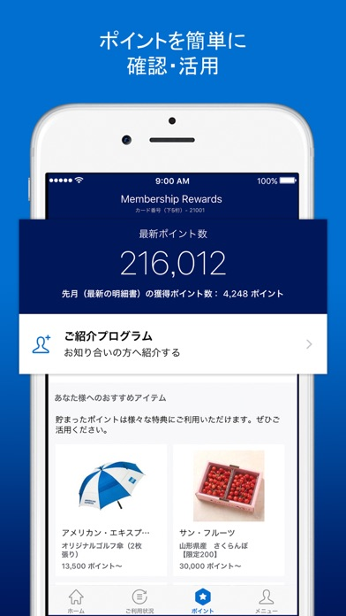 Amex Japan ScreenShot4