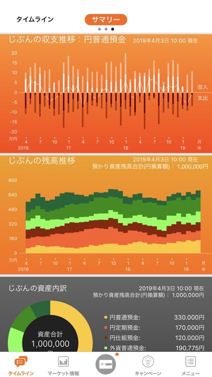 じぶん銀行 screenshot-5