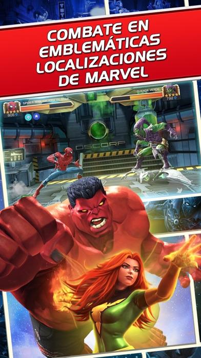 Descargar MARVEL Batalla de Superhéroes para Android