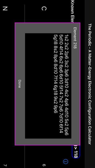 ThePeriodic screenshot 3