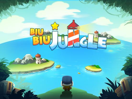 BiuBiu Jungle Puzzle Screenshots