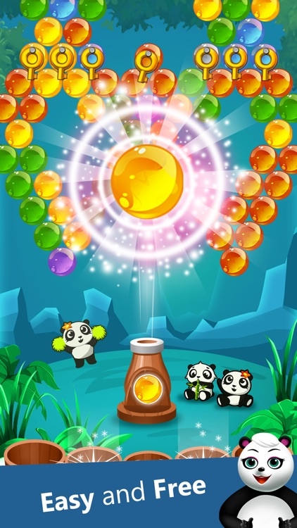 Bubble Pop Classic Game screenshot-4