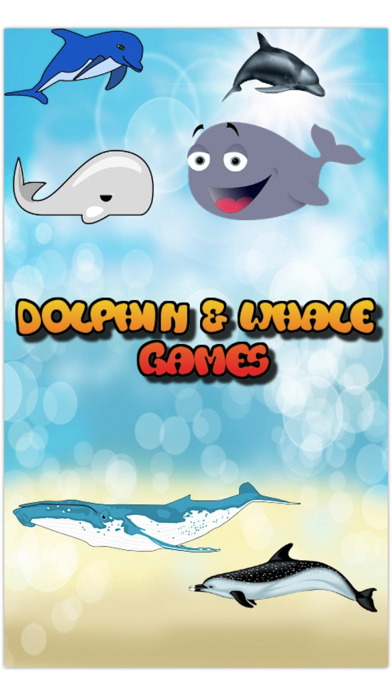 Sea World: Kids Dolphin Games app image