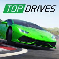 Hutch Games Ltd - Top Drives – Car Cards Racing artwork