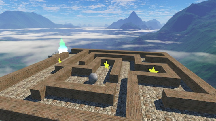 Maze Ball 3D screenshot-0