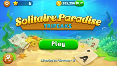 Solitaire Paradise: Tripeaks på PC