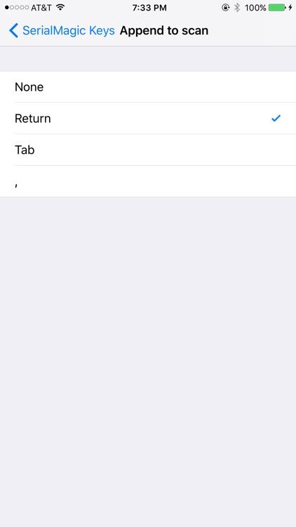 SerialMagic Keys screenshot-3