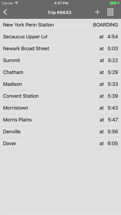 NJ Rails screenshot-3