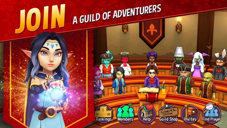 Shop Titans: Craft & Build screenshot-4