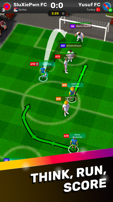 Football Clash Arena 2018 screenshot four