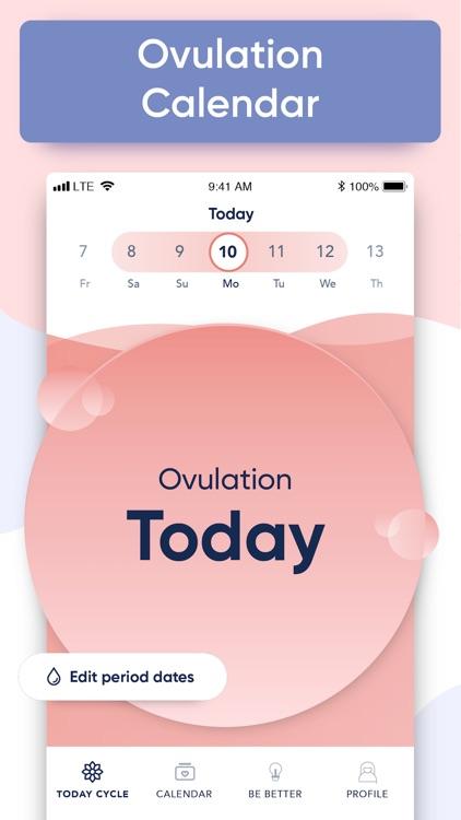 BetterMe: Period Tracker screenshot-4
