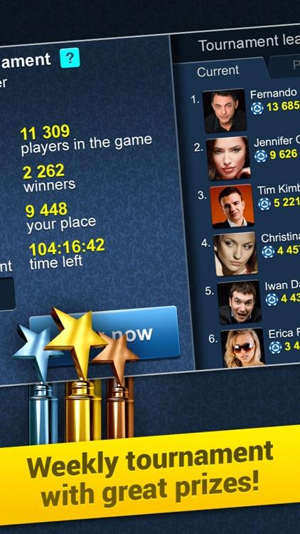 Poker Arena: Texas Holdem Game screenshot-5